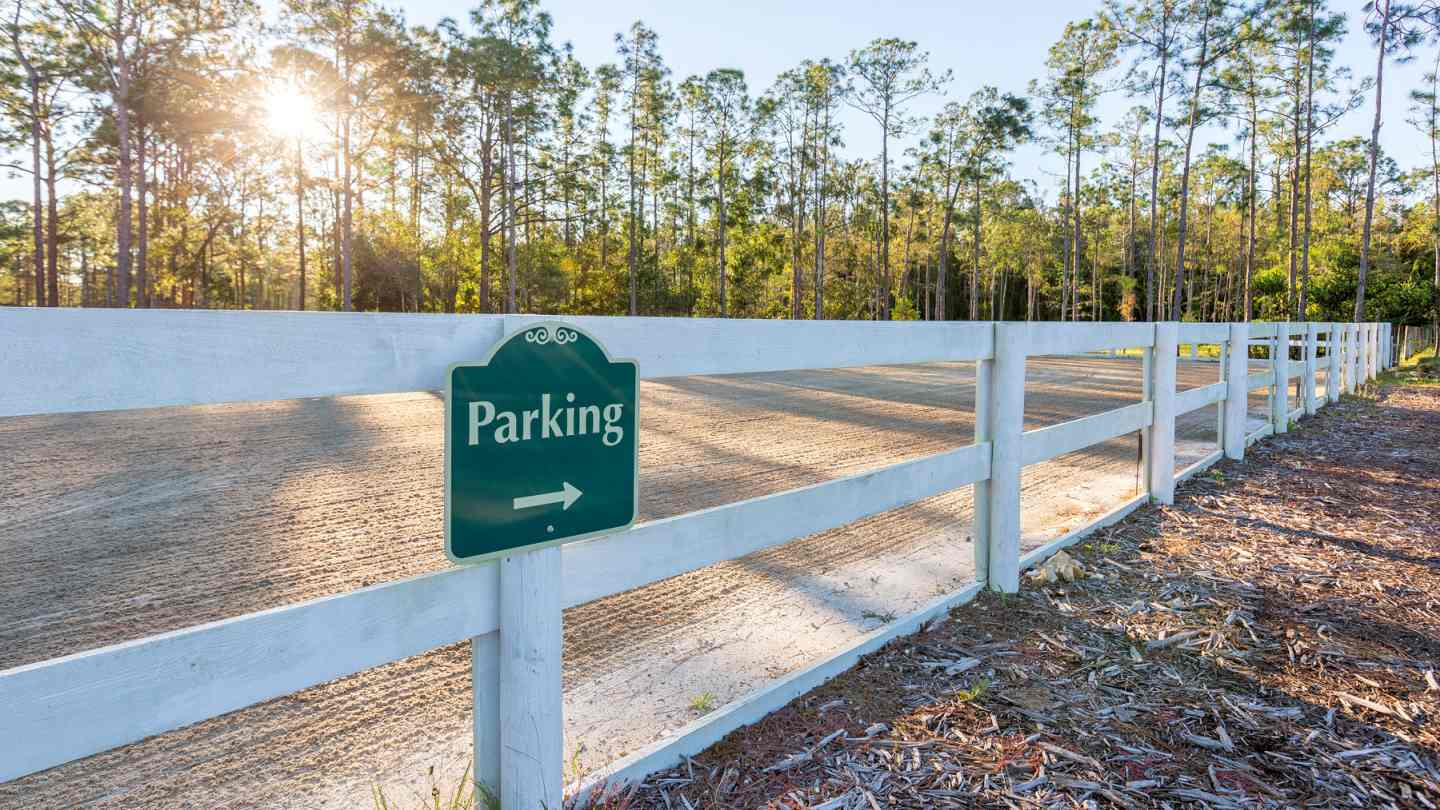 Private Horse Boarding Facility at Triple C Farms of Florida