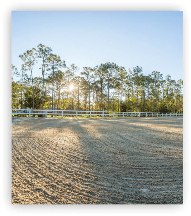 Tripple C Farms of Florida Riding Arena